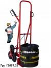 Rudl 12081 PROFI lopata 400x205mm nosnost 150/200kg s aretací