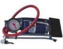 Nožní hustilka jednopístová s manometrem - typ 99067,02